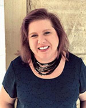 Headshot of Heather Tearney