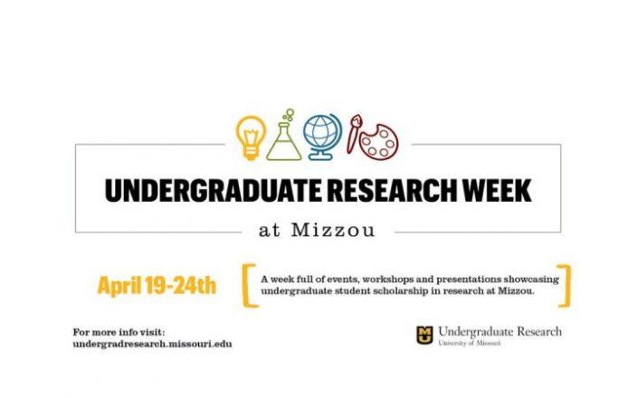 Undergraduate Research Week at Mizzou